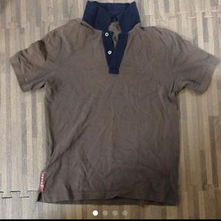 プラダ(PRADA)のPRADA ポロシャツ Sサイズ(ポロシャツ)