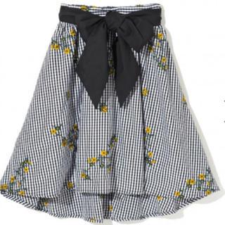 グレイル(GRL)の膝丈スカート(ひざ丈スカート)