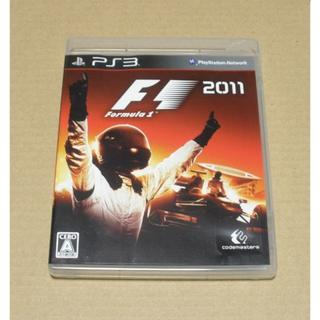 F1 2011 ps3(家庭用ゲームソフト)