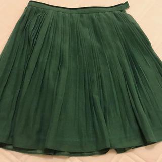 アプワイザーリッシェ(Apuweiser-riche)のスカート(ミニスカート)