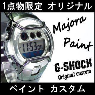 ジーショック(G-SHOCK)の★F6-2032【Gショック カスタム】G-3100 マジョーラ 1点物 限定(腕時計(デジタル))