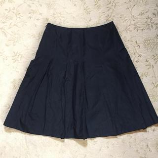 プロポーションボディドレッシング(PROPORTION BODY DRESSING)の美品 ボディドレッシング スカート 黒 3(ひざ丈スカート)