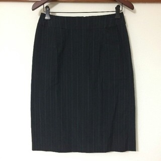 MARGARET HOWELL スカート 3 セミロング マーガレットハウエル(ひざ丈スカート)