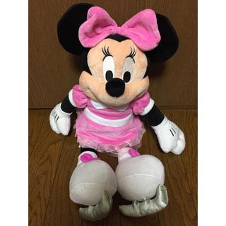 ミニーマウス 53センチ ぬいぐるみ ディズニーオンアイスバージョン