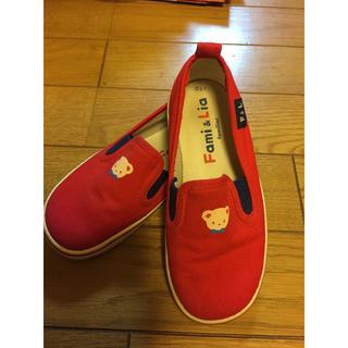 ファミリア(familiar)のファミリア 17㎝ 靴 used(その他)