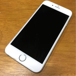 アイフォーン(iPhone)のアイフォン6  iPhone 6 Silver 16 GB Softbank(スマートフォン本体)