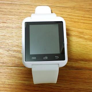 Smart Watch UA 白 腕時計(腕時計(デジタル))
