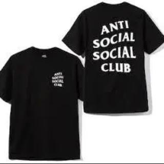 アンチ(ANTI)のanti   social  social club tシャツ2枚セット!(Tシャツ/カットソー(半袖/袖なし))