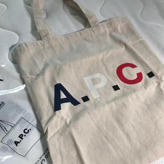 アーペーセー(A.P.C)のA.P.C. × BAILA アーペーセー × バイラ キャンバスBIGトート(トートバッグ)