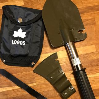 ロゴス(LOGOS)の新品 未使用 ロゴス 7ウェイ ショベル ツール(その他)