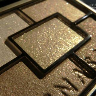 ルナソル(LUNASOL)のルナソル 新品未開封 アイシャドウ スパークリングアイズ ゴールド ブラウン(アイシャドウ)