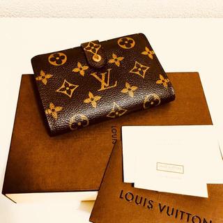 389❤️超極美品❤️ルイヴィトン❤️がま口 財布❤️正規品鑑定済み❤️
