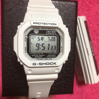 ジーショック(G-SHOCK)のGショック G-SHOCK GW-M5610MW-7JF 腕時計(腕時計(デジタル))