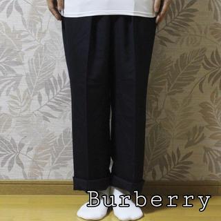 バーバリー(BURBERRY)の【早い者勝ち】Burberry ワイドスラックス(スラックス)