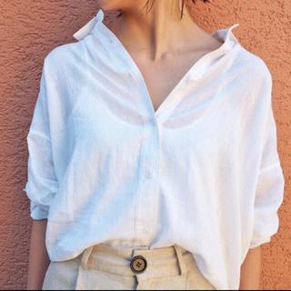 TODAYFUL - TODAYFUL リネンビッグシャツ