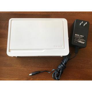 アイオーデータ(IODATA)のI-O DATA USB 2.0/1.1接続/1.5TB HDCR-U1.5E(PC周辺機器)