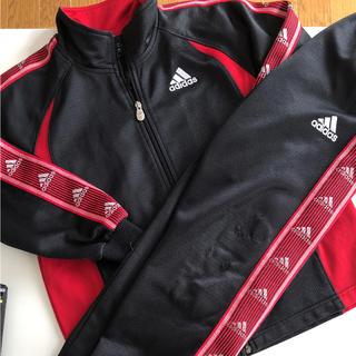 アディダス(adidas)のアディダス男の子ジャージ上下130センチ(その他)