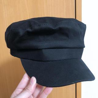 ZARA - ZARA 正規品 キャスケット Sサイズ ブラック