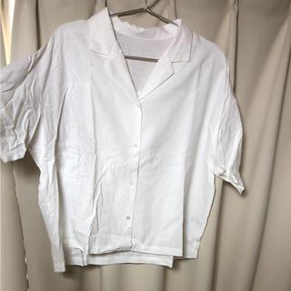 ジーユー(GU)のシャツ(Tシャツ(半袖/袖なし))