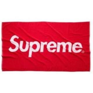 Supreme - supreme シュプリーム ビーチマット ビーチタオル ブランケット