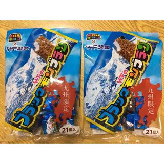 九州限定☆ブラックモンブラン・チロルチョコ(菓子/デザート)