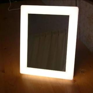 MUJI (無印良品) - 無印良品 LEDアクリルミラーライト