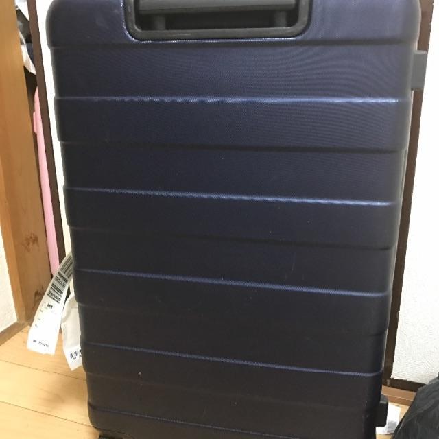 MUJI (無印良品)(ムジルシリョウヒン)のMUJI 62L スーツケース/キャリーバッグ レディースのバッグ(スーツケース/キャリーバッグ)の商品写真