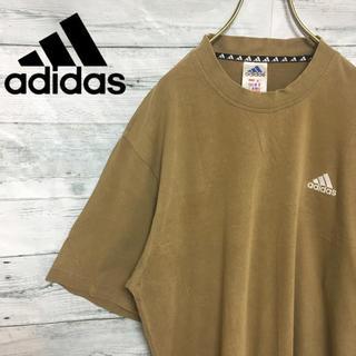 アディダス(adidas)のadidas 90s Tシャツ 胸ロゴ ビッグシルエット スポーツミックス(Tシャツ/カットソー(半袖/袖なし))