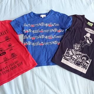サンカンシオン(3can4on)のTシャツ セット(Tシャツ/カットソー)