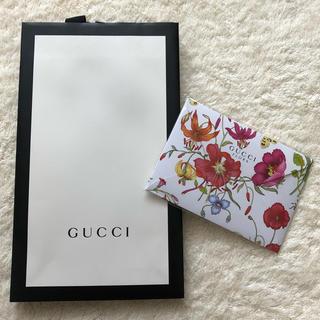 グッチ(Gucci)のGUCCI ショッパー&フローラ香り付きカード♡(ショップ袋)