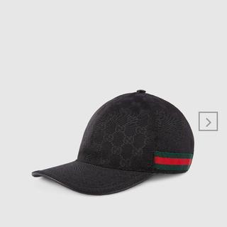 グッチ(Gucci)のGUCCI キャップ 正規品(キャップ)