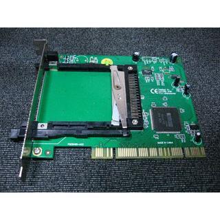 PCカード(PCMCIA)→PCI変換基盤 [動作せず](PCパーツ)