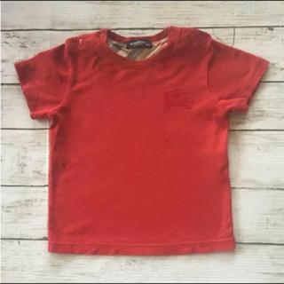 バーバリー(BURBERRY)のバーバリー Tシャツ 90(Tシャツ/カットソー)