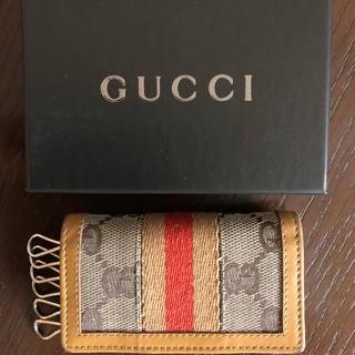 グッチ(Gucci)のGUCCI 6連キーケース(キーケース)