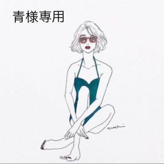 ジーユー(GU)のGU/クラッシュベロアプリーツスカート/M(ロングスカート)