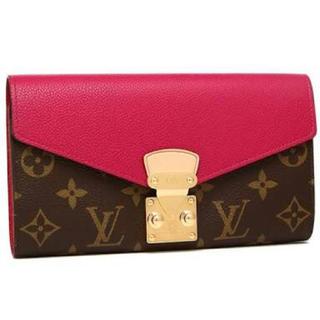 ルイヴィトン(LOUIS VUITTON)のルイヴィトン財布(長財布)