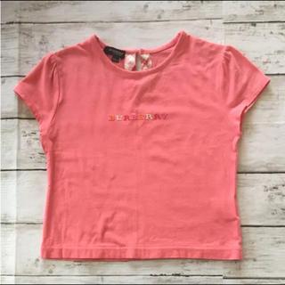 バーバリー(BURBERRY)の値下げ  ☆   バーバリー Tシャツ 120(Tシャツ/カットソー)