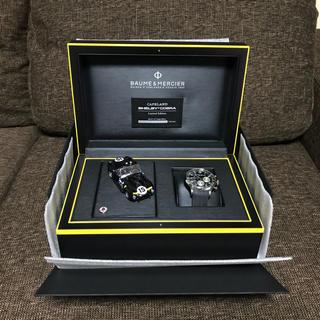ボームエメルシエ(BAUME&MERCIER)のBAUME&MERCIER ケープランド シェルビー コブラ(腕時計(アナログ))