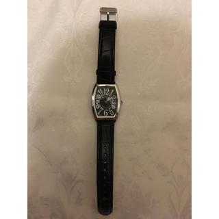 フランク三浦 腕時計(レザーベルト)