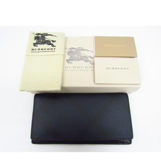 バーバリー(BURBERRY)の美品  Burberry  長財布(長財布)