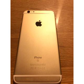 アイフォーン(iPhone)のiPhone 6s Plus Gold 64 GB SIMフリー ジャンク 本体(スマートフォン本体)