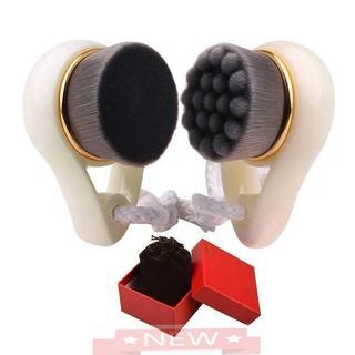 洗顔ブラシ Astarye 繊維 竹炭 極細 2セ(洗顔ネット/泡立て小物)