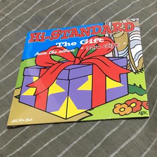 ハイスタンダード(HIGH!STANDARD)のHi-STANDARD 特典CD(ステッカー付)(ポップス/ロック(邦楽))