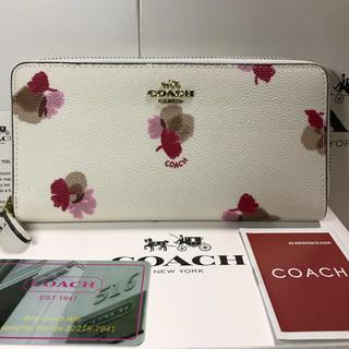 コーチ(COACH)の☆新品☆COACH◆長財布◆【箱付き】送料無料○即日発送可能(財布)
