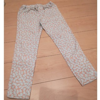 ジーユー(GU)の子供服ズボン120(パンツ/スパッツ)