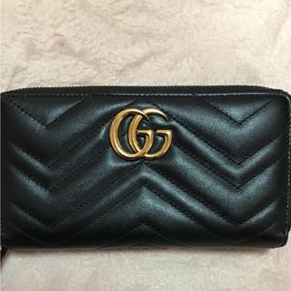 グッチ(Gucci)のグッチ マーモント 長財布(財布)