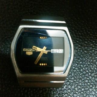 セイコー(SEIKO)のSEIKO5 オートマチック 23JEWELS  不動品 ジャンク(腕時計(アナログ))