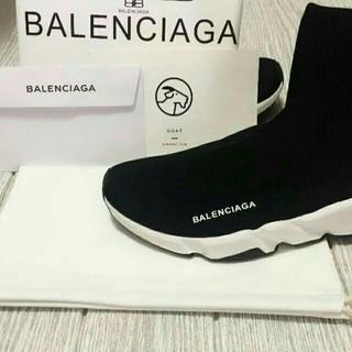 バレンシアガ(Balenciaga)のbalenciaga スニーカー スピードトレーナー 42(スニーカー)