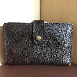 ルイヴィトン(LOUIS VUITTON)のルイヴィトン モノグラム 財布(折り財布)