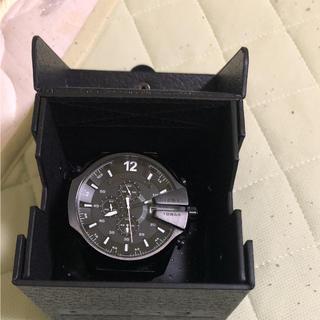 ディーゼル(DIESEL)のディーゼル 腕時計(腕時計(アナログ))